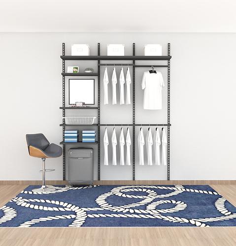 ZIBO - I open concept wardrobe