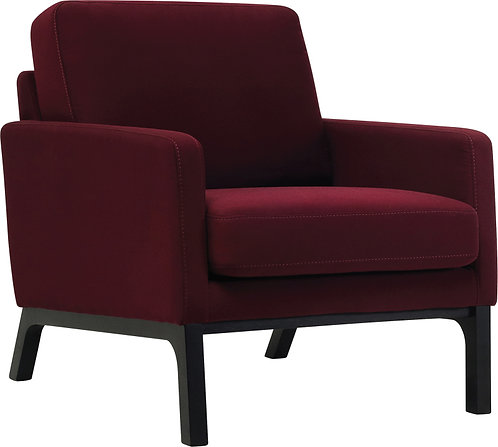 CERES Lounge Chair in Fabric