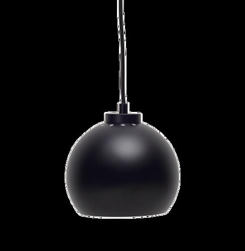Slug Pendant Lamp - Matte Black