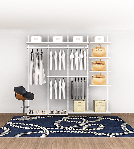 PORAC - I open concept wardrobe