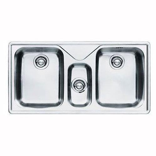 FRANKE kitchen sink top mount 2.5 bowl - SSX670
