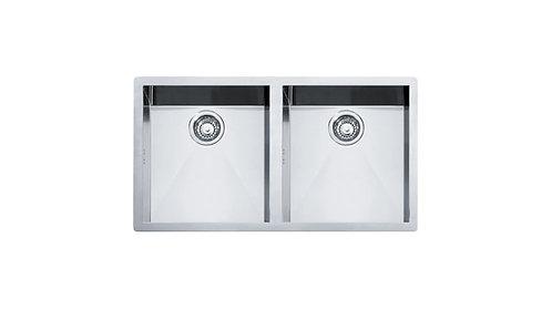 FRANKE kitchen sink undermount double bowl - PZX120-82