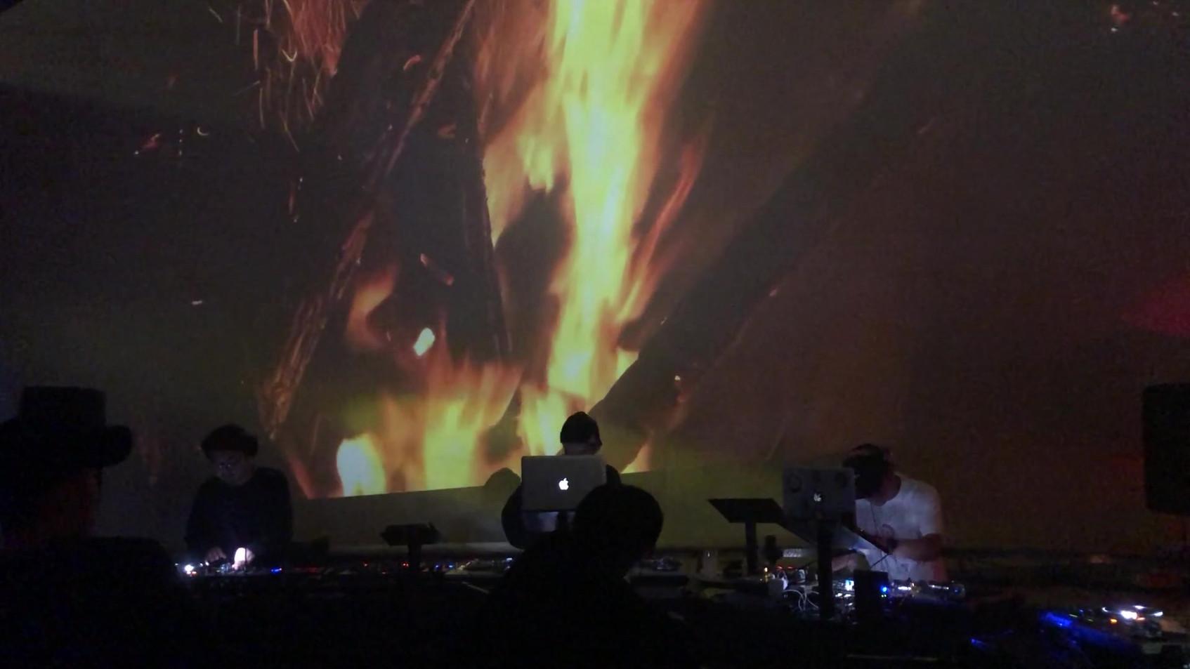 DJ Kensei + SEEN + DJ DUCT + STONE63