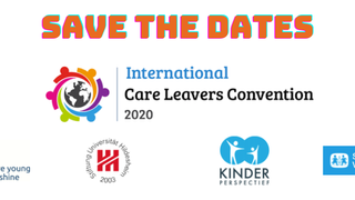 Registrations open:  International Care Leavers Convention (23 - 25 November 2020)
