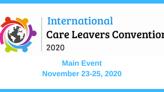 3 days to go for the 1st International Care Leavers' Convention I Register Now