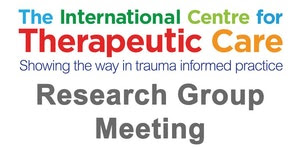 Showing the way in trauma informed practice - Research group meeting