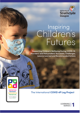 COVID Learning Report: Supporting Children's Wellbeing During COVID-19