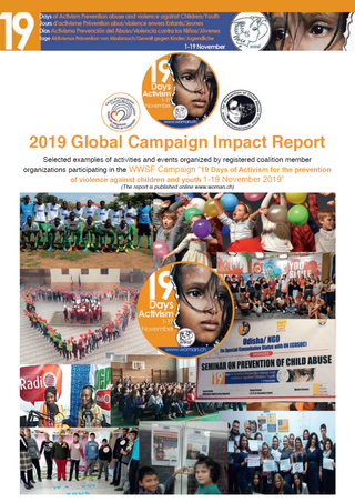 FICE Romania featured in the WWSF Global impact report