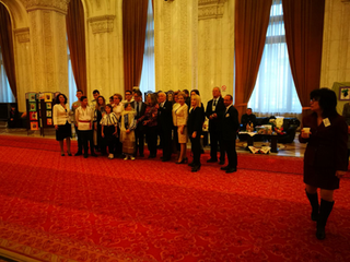 Conference organized by FICE Romania