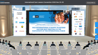 Highlights of Day 1 of the International Care Leavers Convention 2020