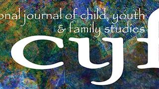 International Journal of Child, Youth and Family Studies, Vol 9, No 2 (2018)