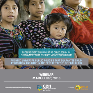 GUATEMALA ONE YEAR AFTER THE MASSACRE OF THE GIRLS - WEBINAR MARCH 08th, 2018, 8:00 - 10:00 AM GUATE