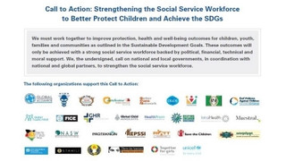 FICE International supports the Social Service Workforce Week
