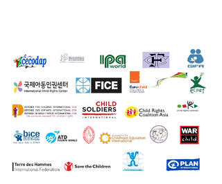 FICE International joins the oral statement by 25 NGOs on the Protecting the rights of the child in