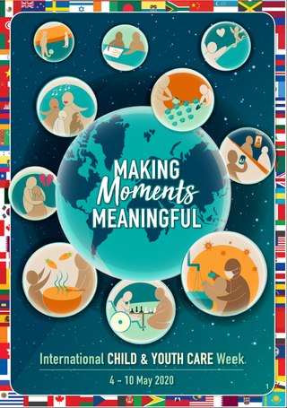 International Child and Youth Care Week - Making moments meaningful