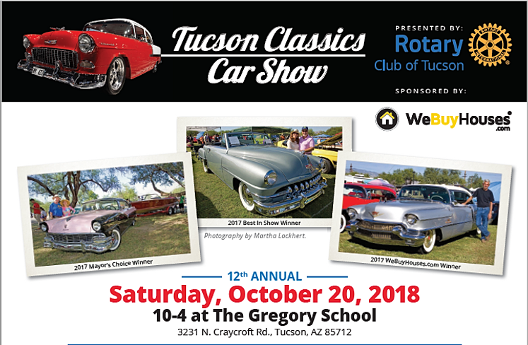 All Car Shows In The United States USA Motor Shows Arizona - Tucson classic car show 2018