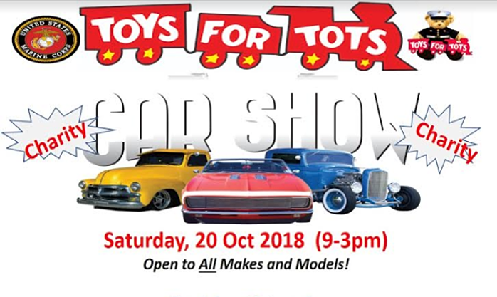 All Car Shows In The United States USA Motor Shows Virginia - Toys for tots car show 2018