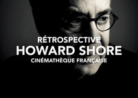 Rétrospective Howard Shore