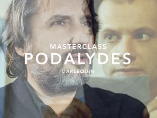 MASTERCLASS BRUNO PODALYDES