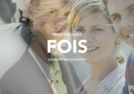 MASTERCLASS Marina Foïs