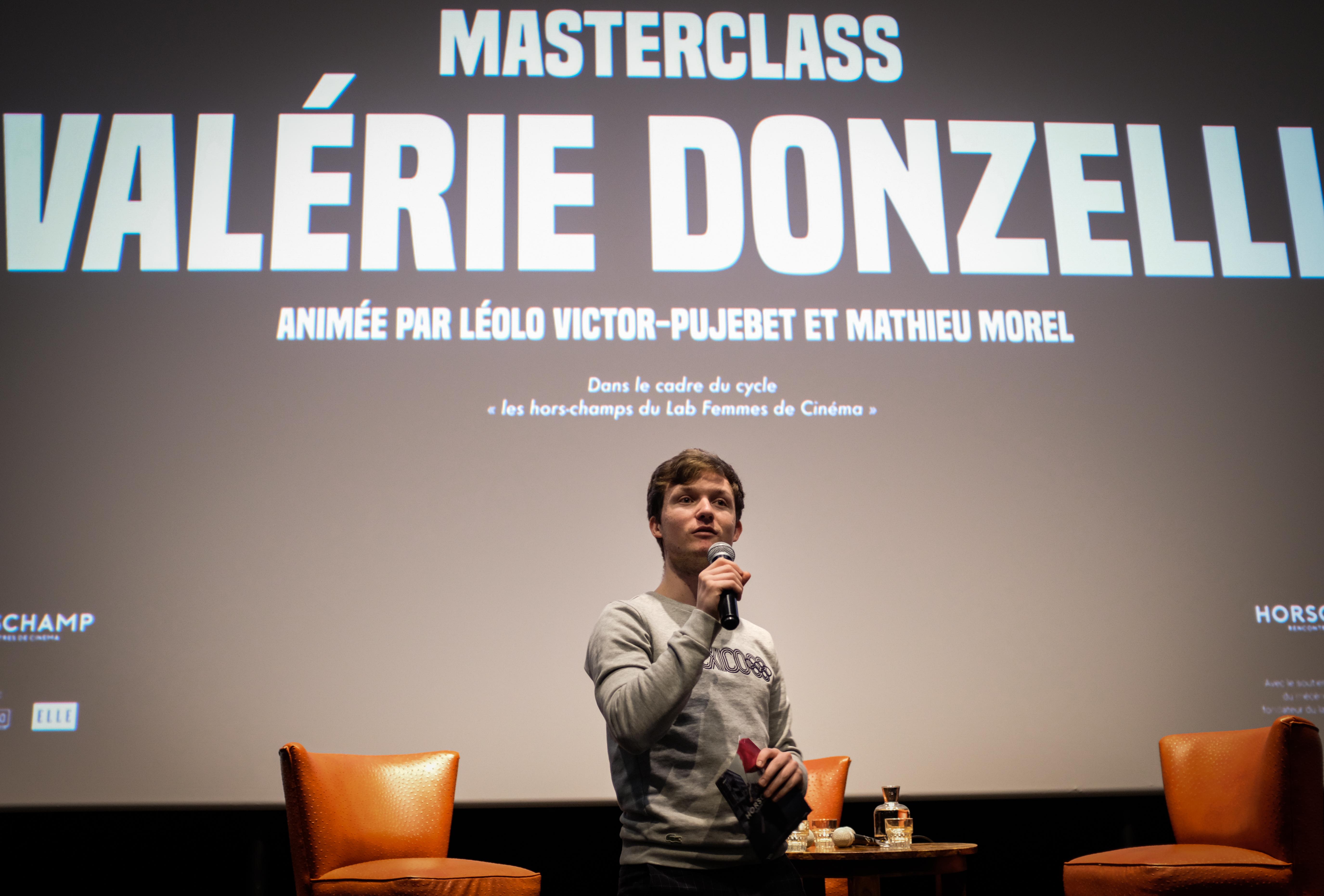 Masterclass - Valérie DonzelliDSCF9929