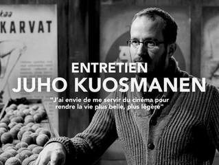 """Juho Kuosmanen """"J'ai envie de me servir du cinéma pour rendre la vie plus belle, plus légère&qu"""