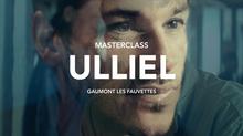 MASTERCLASS Gaspard Ulliel