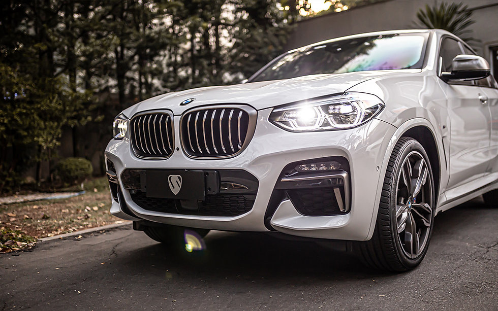 BMW X4 M40i Branca