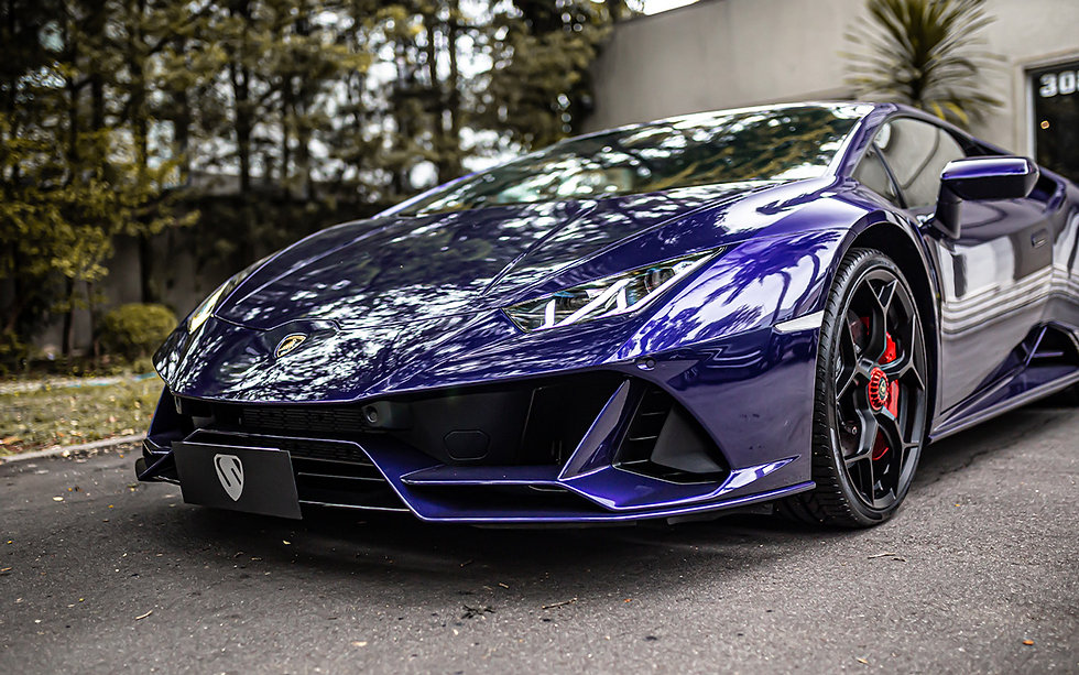 Lamborghini Huracan EVO Viola Aletheia