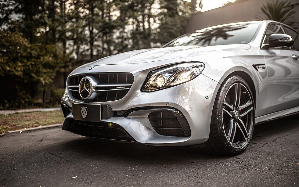 Mercedes-AMG E63s V8 biTurbo