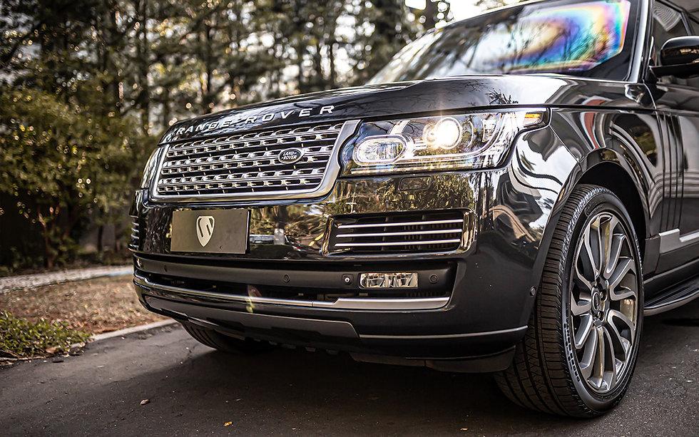 Land Rover Range Rover Vogue Turbo Diesel
