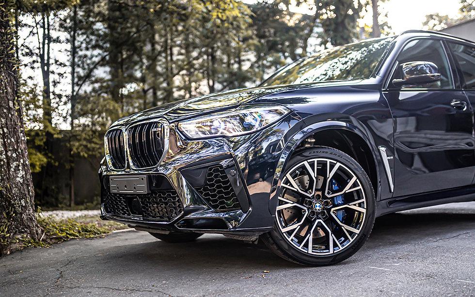 BMW X5M Carbon Black