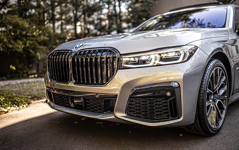 BMW 745Le M sport