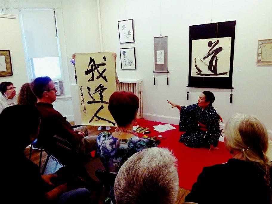 Japan Festival at Kaji Aso Studio