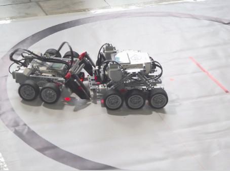 Семейде роботты техникадан чемпионат өтті