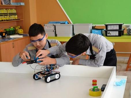 Алматы оқушыларының 90 пайызы қосымша біліммен қамтылады