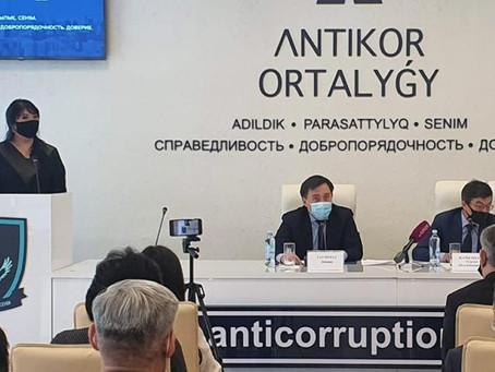 Итоги общественного мониторинга по ЕНТ подведены в Алматы