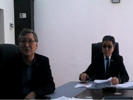 Казахстанско-российский опыт организации дистанционного обучения