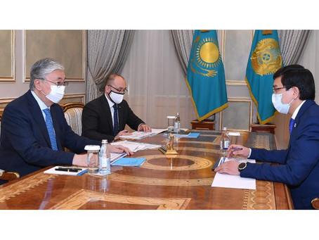 Президент Казахстана дал ряд поручений министру образования и науки