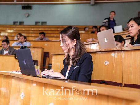 Более 500 студентов обучаются в университете туризма в Туркестане