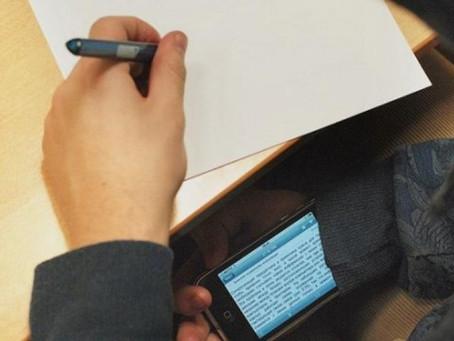 При обнаружении смартфона или шпаргалок результаты ЕНТ будут аннулированы - Минобразования