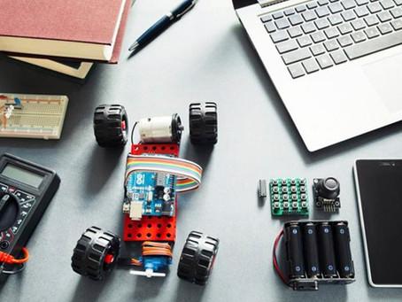 Столичный студент запустил бесплатный онлайн курс по робототехнике