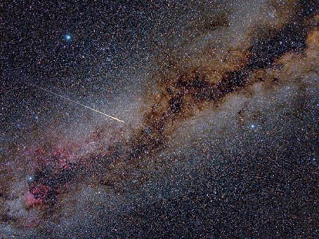 Учёные нашли на Земле древнюю звёздную пыль, которая старше Солнца