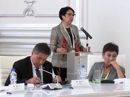 Ректоры ведущих вузов обсудили проблему дефицита педагогических кадров