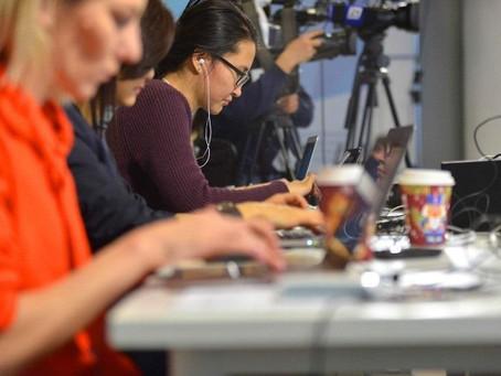 Модульное обучение «Новые СМИ» стартовало для журналистов Казахстана