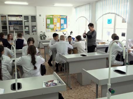 Павлодарлық оқушылар мамандықты мектеп қабырғасында меңгереді
