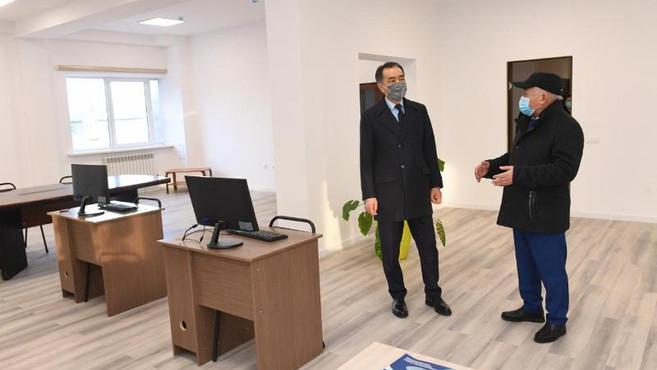Биыл Алматыда студенттерге арналған екі жатақхана салынады
