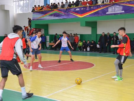 Кубок ректора «ABAI UNIVERSITY CUP» среди школьников