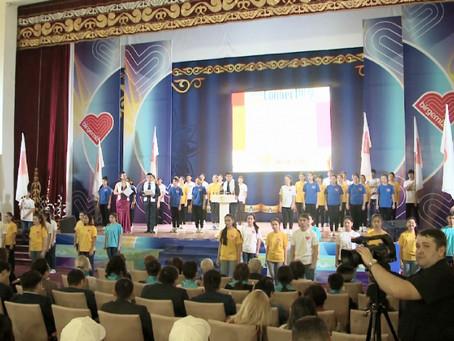 Центр волонтёров открыли в Уральске