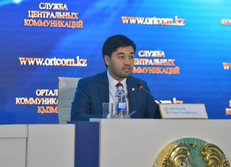 Жұмыссыз жастардың 21,8 % тек орта мектеп білімі бар – Олжас Ордабаев